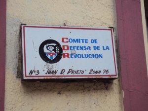 Comité de Defensa de la Revolución