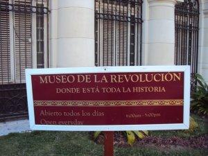 """""""El Museo de la Revolución"""""""