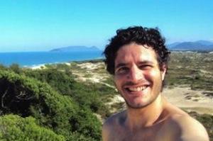 Nadim in Floripa Brazil