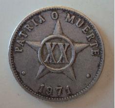One peso Cubano