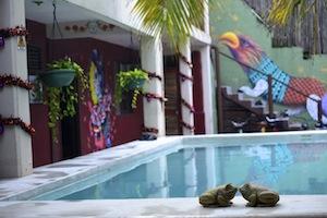 Chalupa's pool