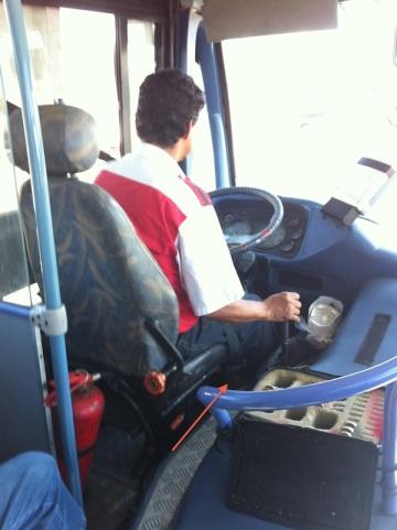 Bus Driver Costa Rica