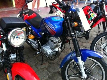 Location de motos - San Juan del Sur, Nicaragua