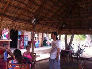 Fernando - El Caballito del Mar - Mérida, Ometepe Island, Nicaragua
