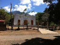 The catholic church in Mérida - Ometepe Island, Nicaragua