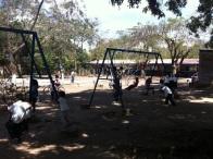 The primary school of Mérida, Ometepe Island, Nicaragua