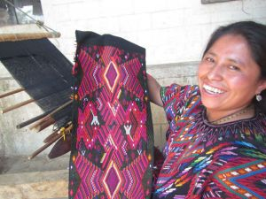 smile in Guatemala