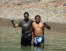 Rafael and Ruddy