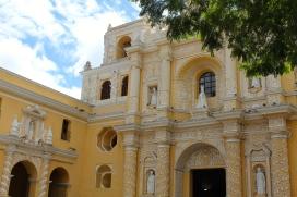 """Église """"La Merced"""""""