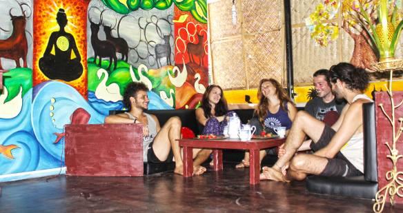 Nova de Cochin, Abeel's place