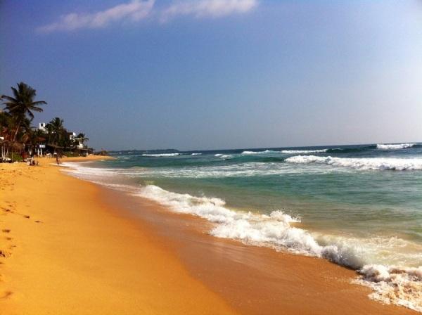 Hikkaduwa beach - Sri Lanka