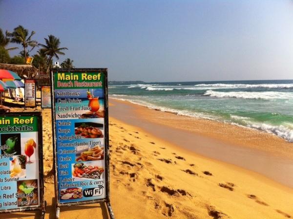 Main Reef - Hikkaduwa