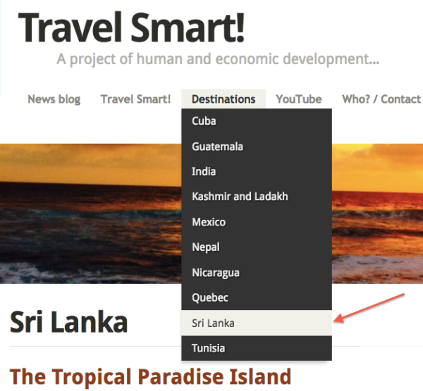 Travel Guide to Sri Lanka - Travel Smart!